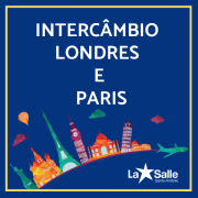 Intercâmbio Londres e Paris