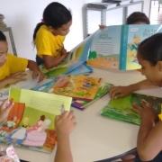 Ciranda do Conhecimento: lazer e cultura na infância