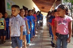 Semana Cívica em Zé Doca