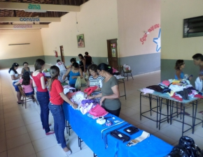 I Bazar Solidário