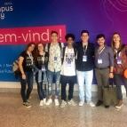Alunos Lassalistas participam da Campus Party 2019