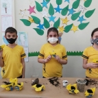 Mês do meio ambiente é celebrado no La Salle Xanxerê