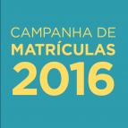 Matrículas 2016