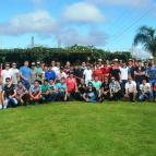 Alunos do Agro visitam feira agropecuária no RS