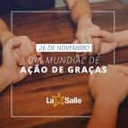 Dia Mundial de Ação de Graças
