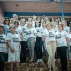 La Salle celebra 50 anos da 1ª turma de meninas