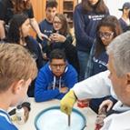 Aula prática de Ciências/Química: 9º ano