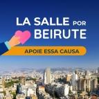 Rede La Salle lança campanha por Beirute