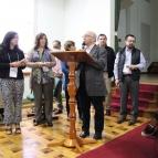 Pilares Lassalistas marcam início da AMEL