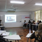 Ambiente Educativo Inovador: primeiros resultados