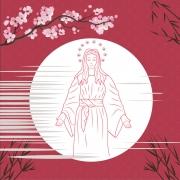 Coroação de Nossa Senhora de Akita
