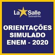 Orientações Simulado Enem 2020