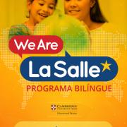 Programa Bilíngue da Rede La Salle inicia no Colégio