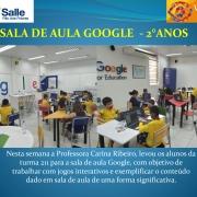 Sala Google  -  2°anos