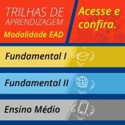 Trilhas de Aprendizagem - Modalidade EAD