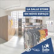 La Salle Store em novo espaço