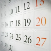 Calendário de Recuperação 2º Trimestre