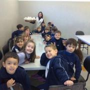 Cheiros e sabores na aula de Espanhol