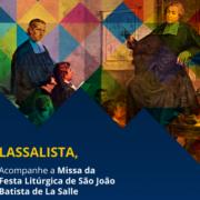Participe da Missa Online!