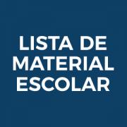 Lista de Material Escolar Fund. - 2020