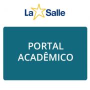Novo portal do aluno