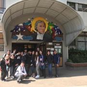 Alunos participam de Intercambio no Chile.