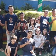 Celebração de Conclusão do Grupo Adolescer 2019