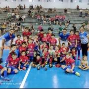 Equipes do La Salle Futsal ganham a Copa Fiat Botta