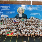 Jovens lassalistas unidos pela fé