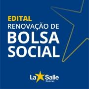 Edital de Renovação de Bolsa - 2021
