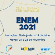 Editais do ENEM 2021