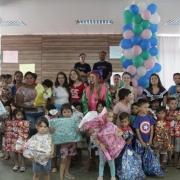 Natal Solidário é realizado pela Pastoral do Colégio
