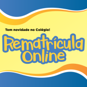 Rematrícula Online via Portal do Aluno