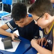 A gamificação e a aprendizagem...