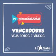 Confira os vencedores da IV GincaSãoJoão
