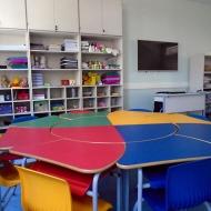 Salas de aula - Educação Infantil