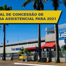 Concessão de Bolsa Social - 2021