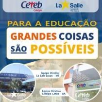 LIVE | Troca de Experiências: Colégio Ceteb -BA