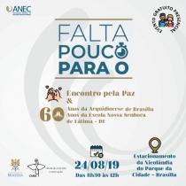 ANEC realiza Encontro pela Paz 2019