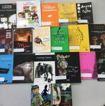 Novos livros integram o acervo da Biblioteca