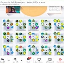 Lassalistas participam da XX Mostra Cultural on-line
