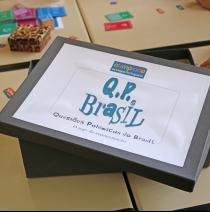 9º Ano debate sobre questões do QP do Brasil