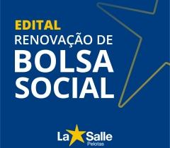 RESULTADO FINAL 2021: Bolsa Social para 1º ano