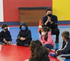 Dia do desafio no La Salle Canoas