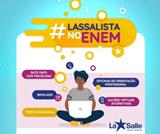 Campanha #lassalistanoEnem