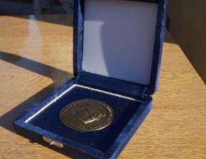 Entrega da Medalha da Gincana Superação