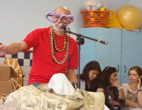 """Evento """"Cantando e Recontando a Literatura Infantil e Infanto-Juvenil"""
