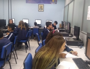 Informática e o Português - 7°anos