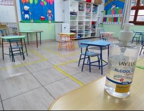Retorno presencial da Educação Infantil