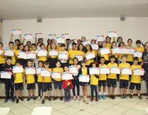 Entrega de Certificados - Representante de Classe